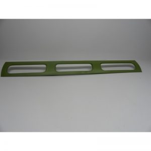 KF1145 3 HOLE LEFT SIDE SKYLIGHT ROOF SECTION WITH BENDS FOR RAILS