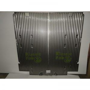 KF618 CARGO FLOOR DOUBLE DOOR 66/67 NO SEATS