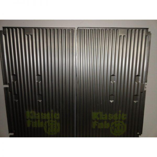KF619 CARGO FLOOR DOUBLE DOOR 66/67 WITH SEATS
