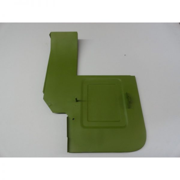 KF1325 BATTERY TRAY S/C RIGHT WITH ENGINE SHEET METAL 50/55