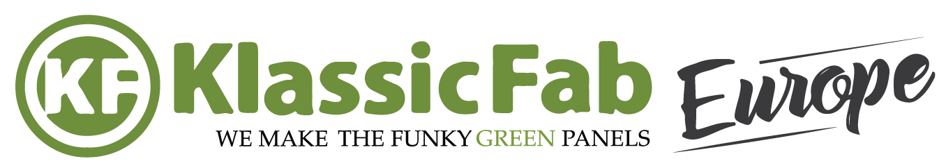 Klassicfab Europe - We make the funky green panels